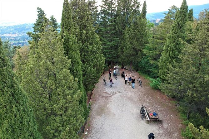 Fiesole & Aperitif, e-bike tour from Florence (Easy)