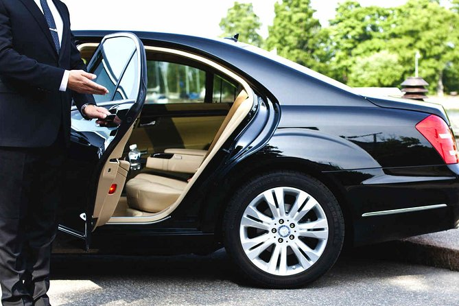Departure Limousine Transfer from hotel