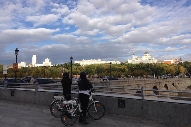 Electric Bike Tour Madrid