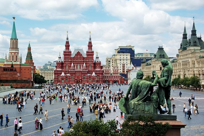 Private City Tour of Moscow photo 2