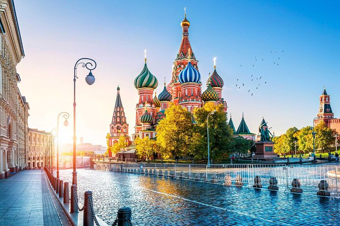 Private City Tour of Moscow photo 1