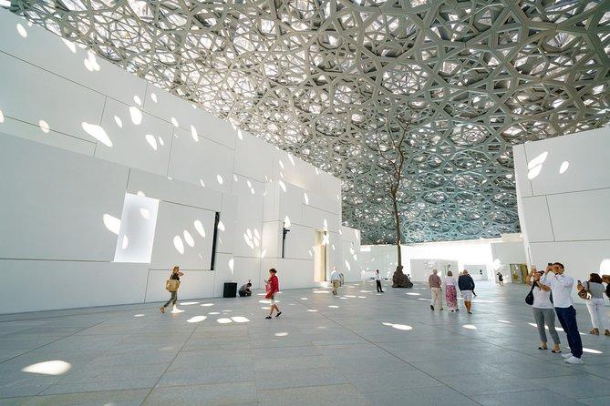 Louvre Abu Dhabi Entrance Ticket