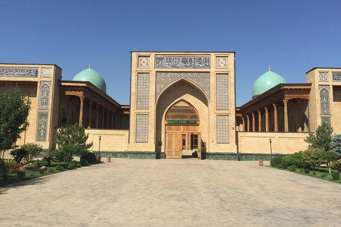 Abdulla Murodxo'jayev Mosque in Tashkent