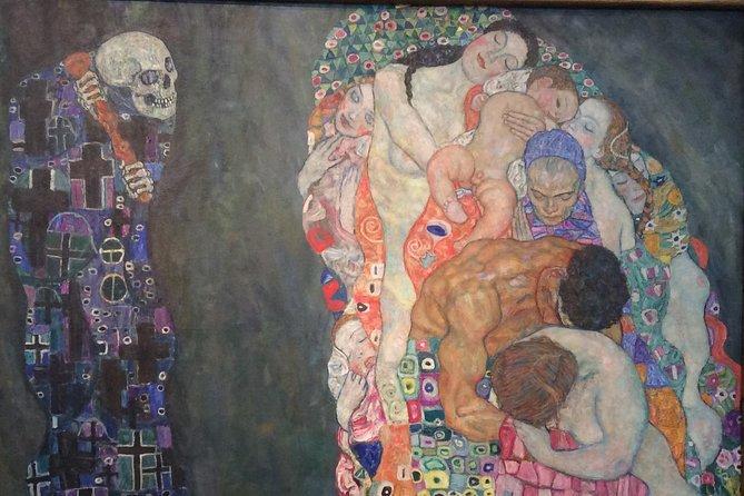 Private Tour with an Art Historian of the Leopold Museum: Gustav Klimt, Egon Schiele and Viennese Art Nouveau