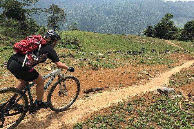 Mai Chau 3 days mountain bike trails