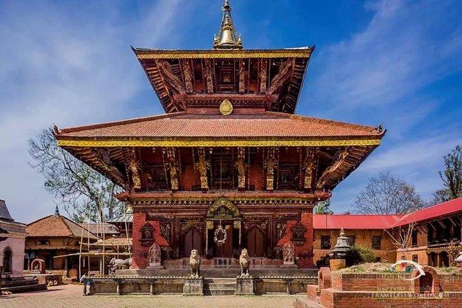 Nagarkot Changunarayan Wanderung von Kathmandu aus