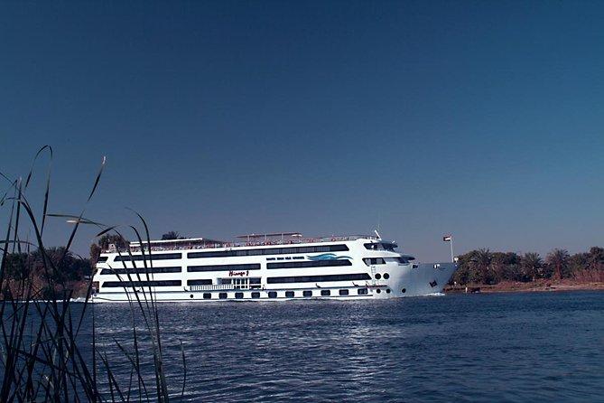 8-tägige Bootstour auf dem Nil von Luxor inkl. Assuan, privater Reiseleiter auf Wunsch