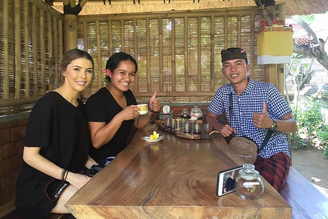 All-inclusive Bali Quad Bike Adventure and Tanah Lot Temple with Private Driver