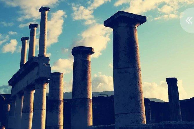 Explore and Experience Pompeii