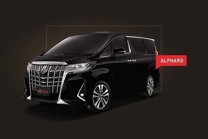 Bangkok Airport Limousine: New Toyota Alphard (To Airport) photo 1