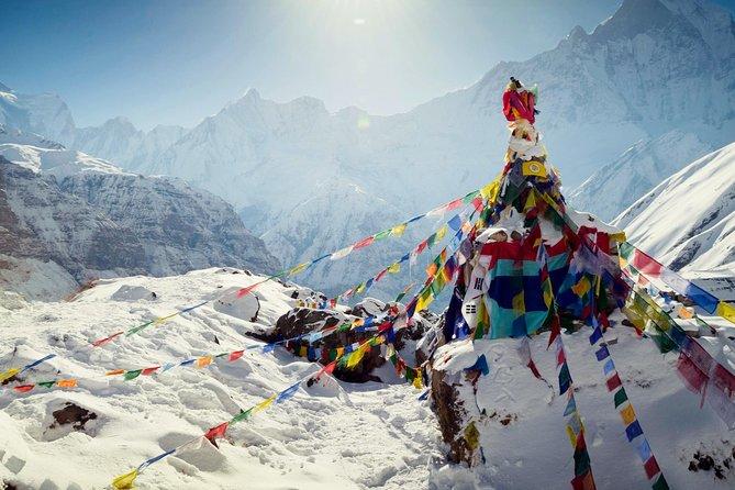 Everest base camp trek through Bodhi Tours and Treks