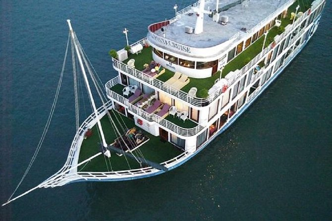 Lapinta Cruise Ha Long Bay-Lan Ha Bay Cat Ba 2 days 1 night