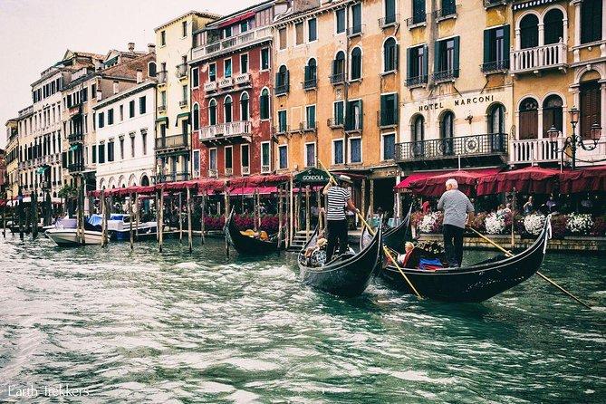 Venecia en un día desde Ljubljana