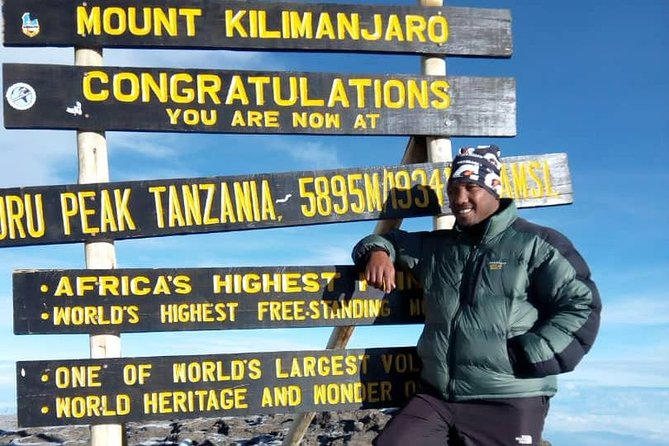 7 Days Machame route Kilimanjaro Hiking With Africa Natural Tours Co L.T.D