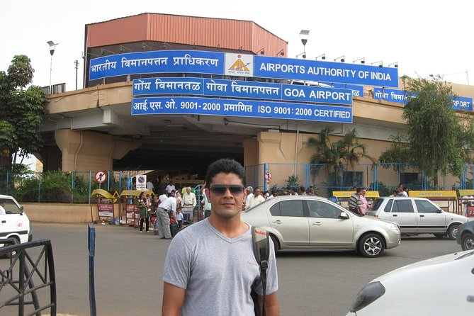 Goa airport to hotel smooth transfer with private car