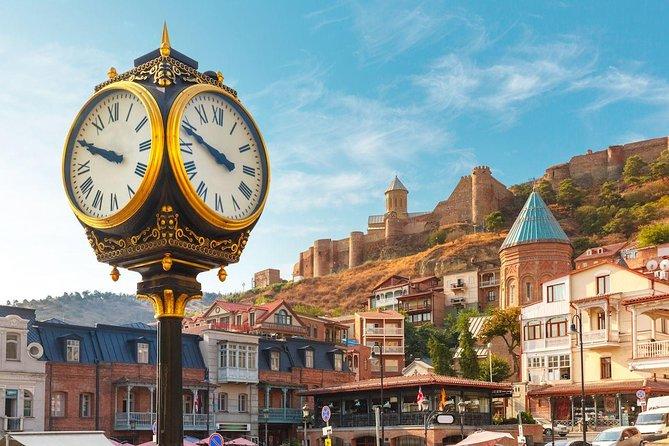 Tbilisi Walking Tour and Bonus (Exclusive) Tour in Parliament Of Georgia