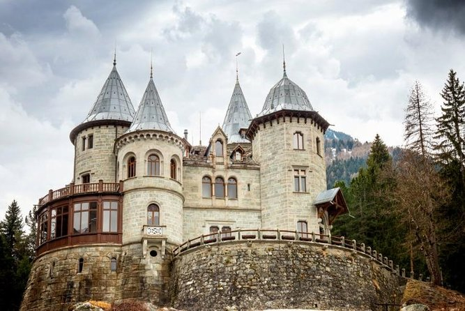 Aosta Valley Castles Private full day tour