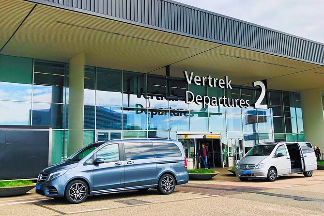Airport Private Transfer: Schiphol Airport ↔ The Hague City