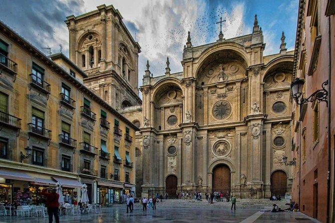 CITYTOUR: City centre tour of Granada