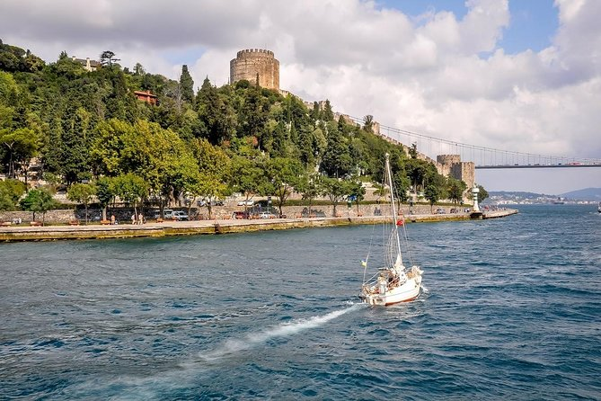 Bosphorus On Boat (Half Day Morning Tour)