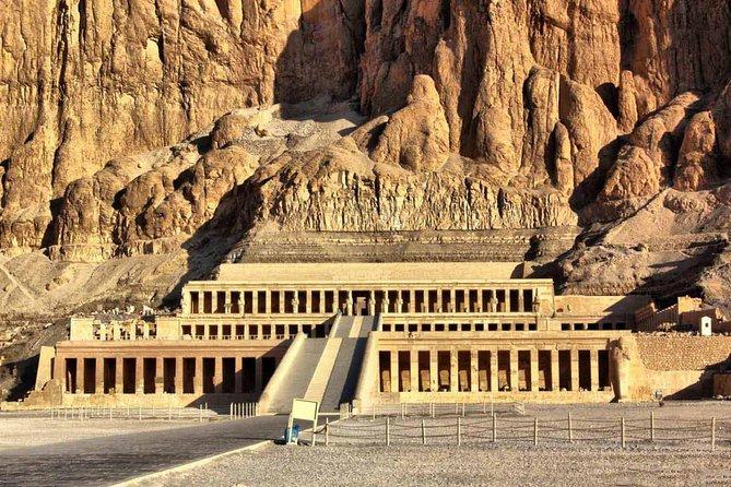 Luxor Landausflug: Private Führung durch das Westufer, Tal der Könige und Tempel der Hatschepsut