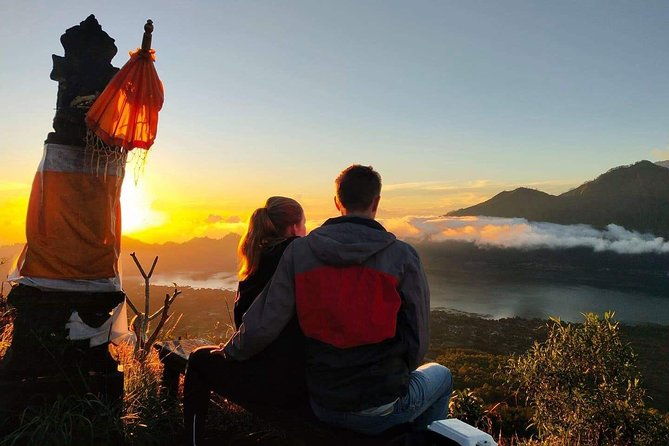 Mount Batur Trekking & Ayung River White Water Rafting