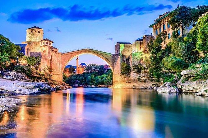 One Way Transfer From Sarajevo To Mostar Or From Mostar To Sarajevo