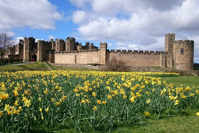 Borders y Alnwick Castle Tour desde Edimburgo