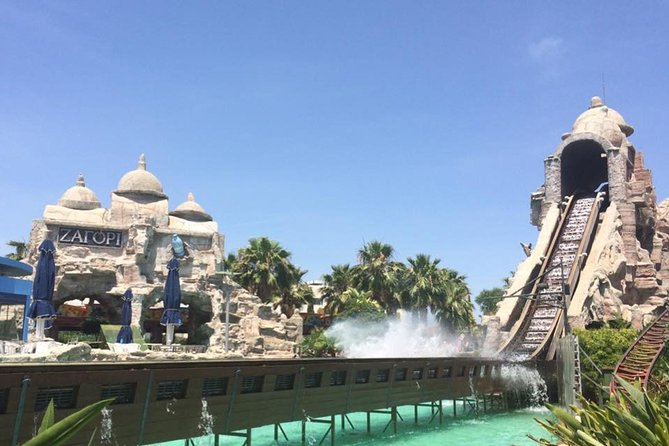 Amusement Fun Park Friends & Family Activity
