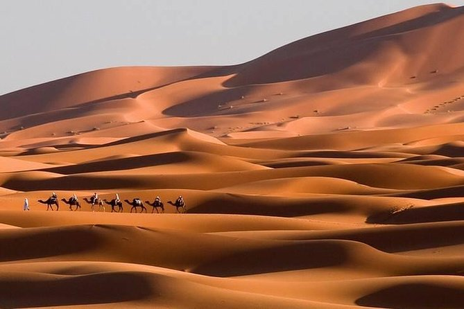 Luxury private excursion to Merzouga desert 3 days / 2 nights from marrakech