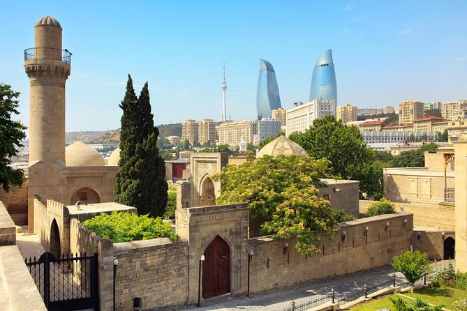 Baku: Old City Walking Tour