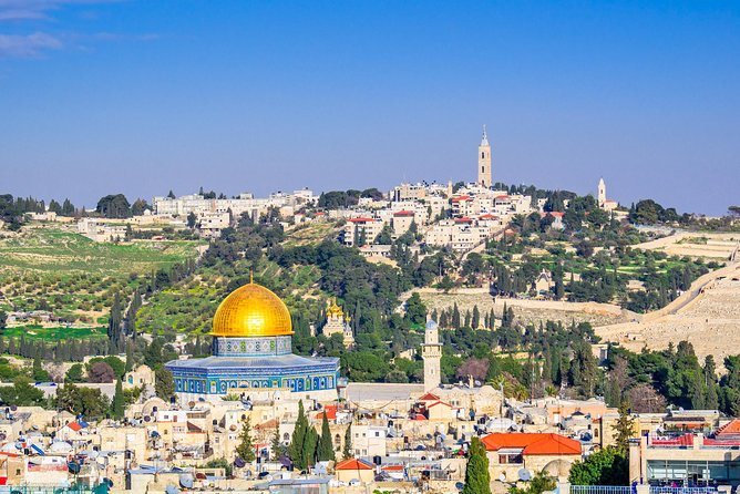 7-Night Israel Highlights and Biblical Tour: Jerusalem, Bethlehem, Nazareth, Galilee and Optional Dead Sea Day Trip