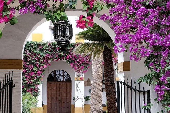 Las Dueñas visita guiada. Palacio y jardines