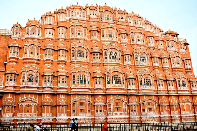 Exclusive Jaipur City Private Day Tour