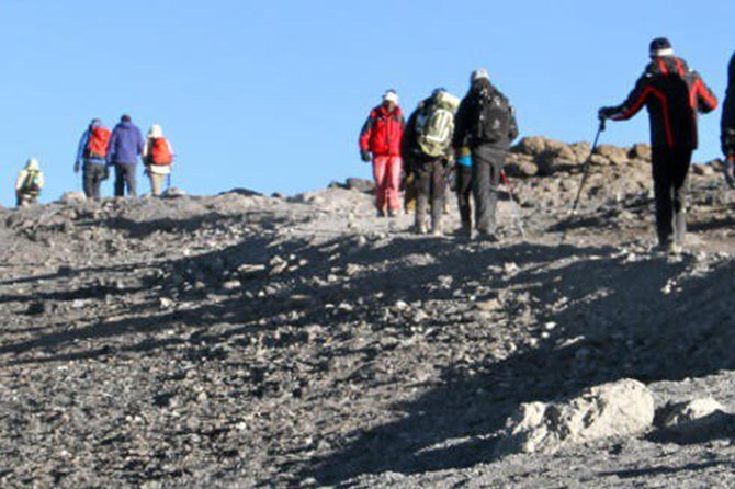 6 Day Kilimanjaro Trekking Tour + 2 nights hotel stay Via Machame Route