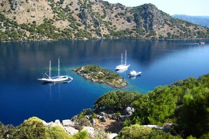 4 Night Gulet Cruise from Fethiye to Marmaris
