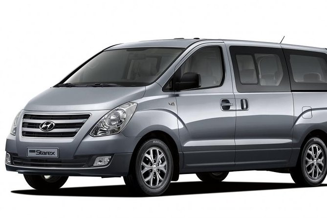 Private Driver in Seoul (More Members Less Cost): Airport Service Available