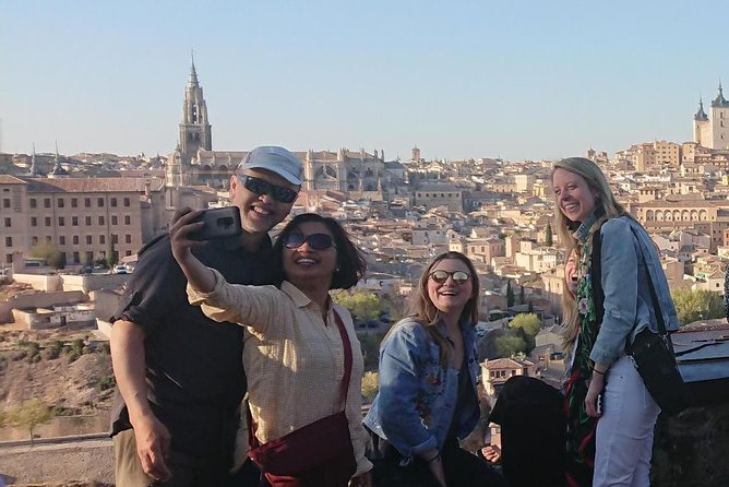 Toledo Highlights for Explorers Tour from Madrid