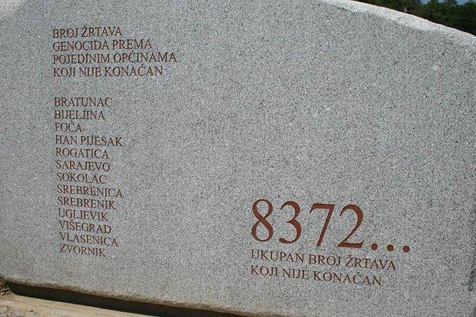 Srebrenica Genocide Tour