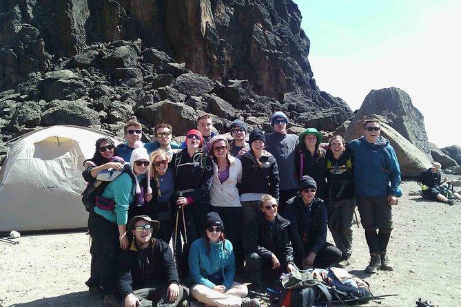 7 Day Kilimanjaro Trekking Tour + 2 nights hotel stay via Machame Route