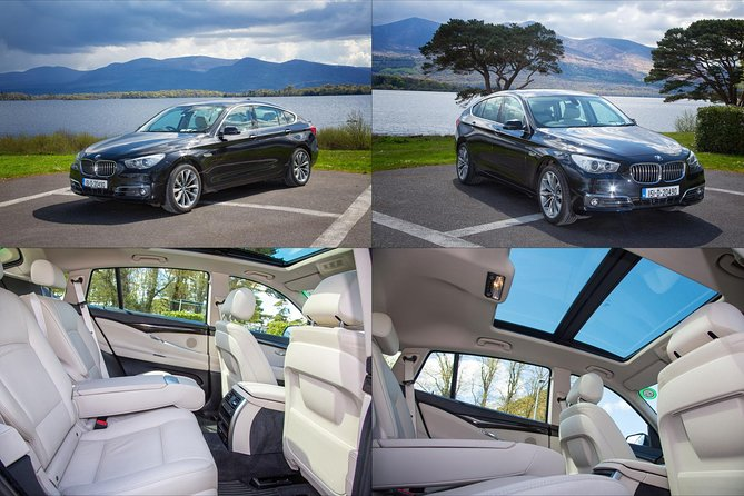 Luxury car transfer from Shannon Airport to Killarney