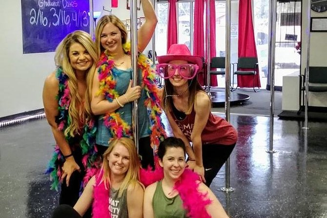 Private Pole Dancing Party in Fort Worth. Classes Offered Also!