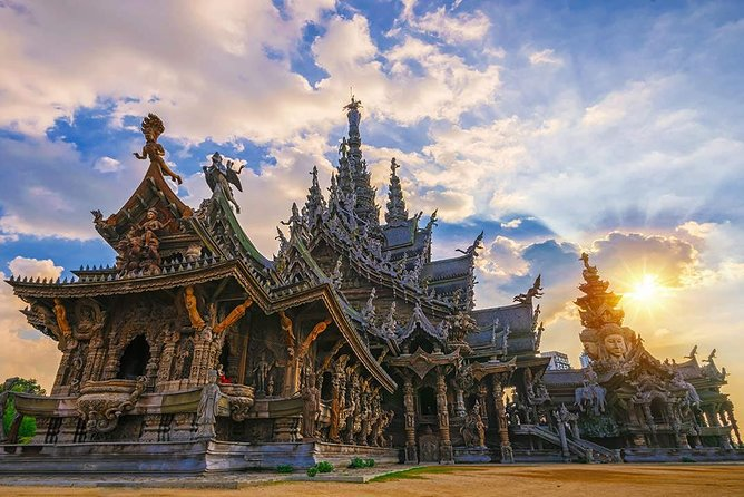 Skip the Line: The Sanctuary of Truth at Pattaya (Activities) Admission Ticket