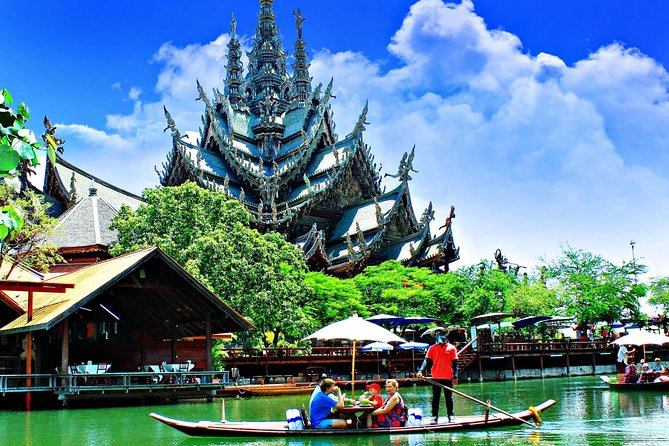 Skip the Line: The Sanctuary of Truth in Pattaya (Activities) Admission Ticket