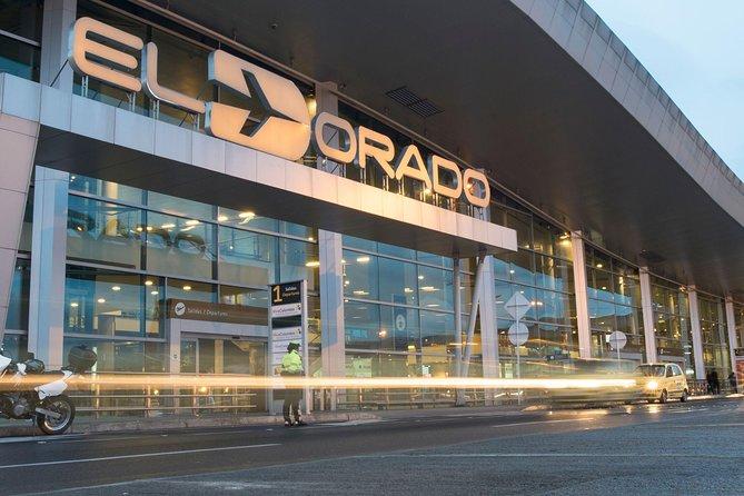 Private Arrival or Departure Transfer: El Dorado Airport