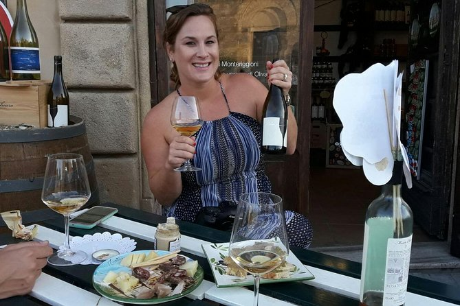 Monteriggioni Castle GOURMET WINE EXPERIENCE