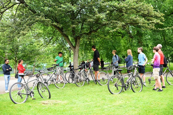 Noleggio Bici A Central Park New York City