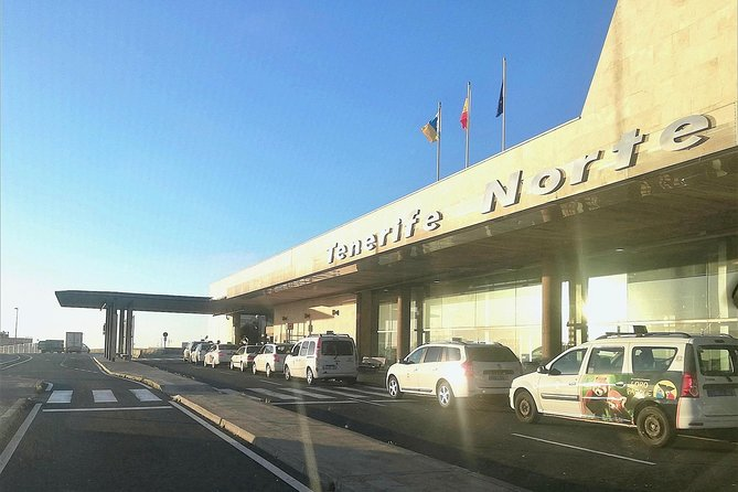 Transfer / Transfer Puerto de la Cruz-TF Norte Airport, (price per vehicle)