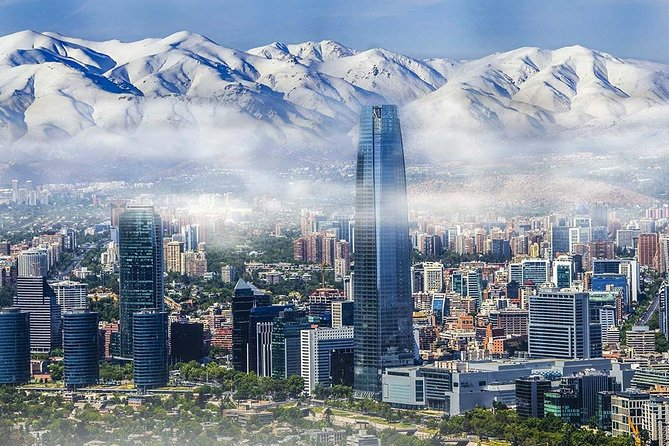 Half day Panoramic City Tour in Santiago de Chile