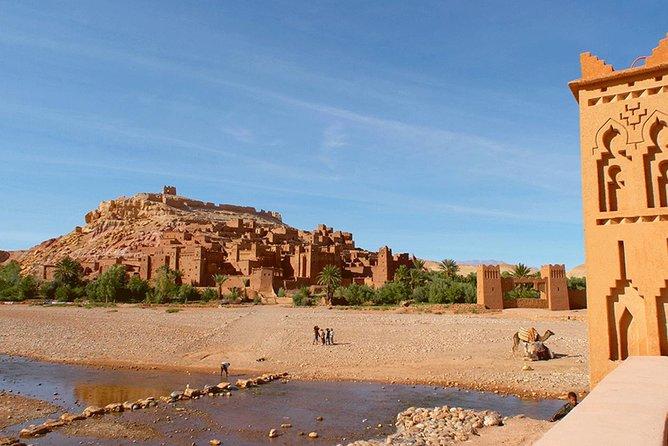 3 days Sahara Desert Trip from Marrakech to Fes